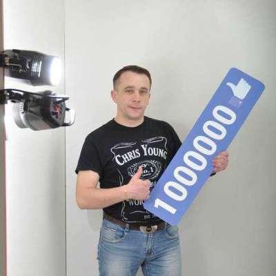 1 000 000 лайков Тик Ток