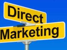 Direct marketing (Директ маркетинг)