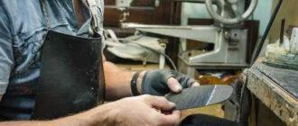 Бизнес идея ремонт обуви на дому