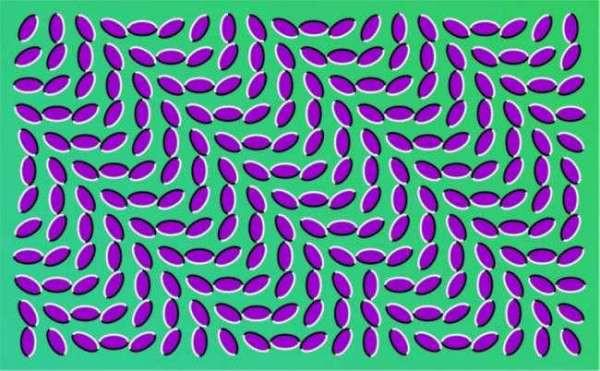 картинки оптические иллюзии