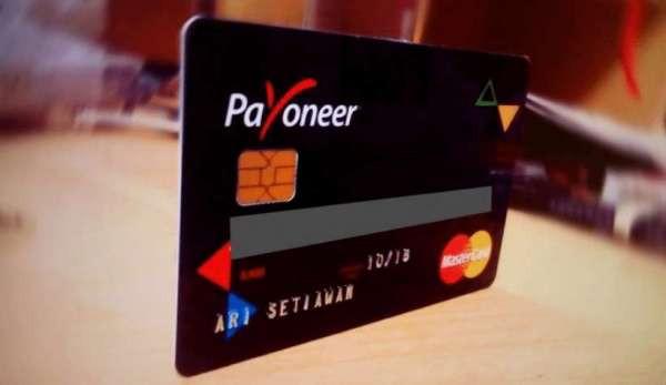 Платежный сервис Payoneer