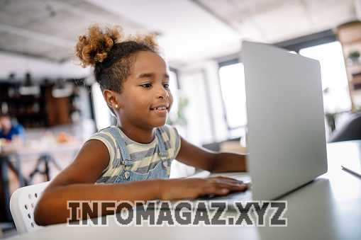 Impact of the computer on children in the USA