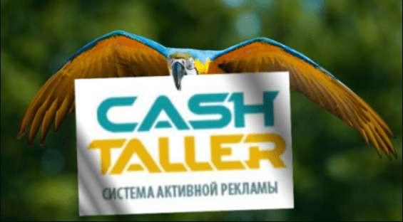 Как заработать на сайте Cashtaller.ru