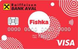 «Visa Fishka» от банка Райффайзен Аваль