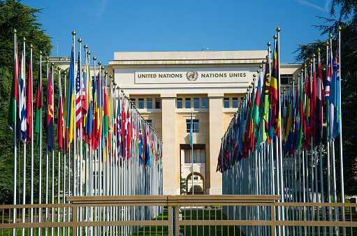 Офис Организации Объединённых Наций в Женеве