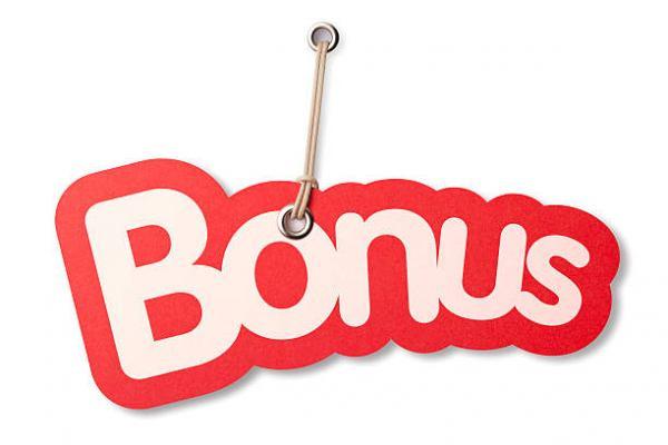 бонусы в Интернете