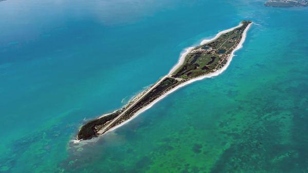 Caye Chapel Island