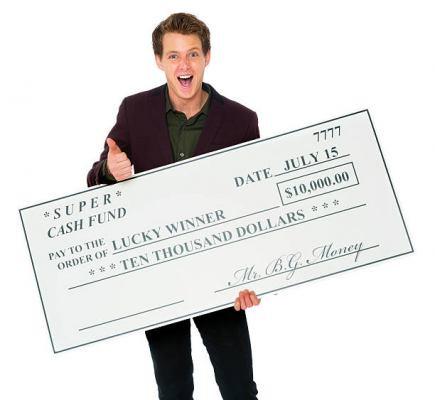 Как зарабатывать на бесплатных лотереях