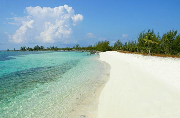 Остров Берд-Кей, Багамы 1