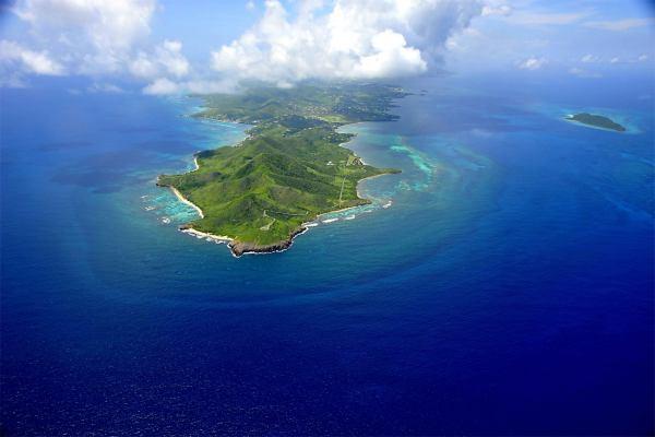 Остров Берд-Кей, Багамы (Bird Cay Island)