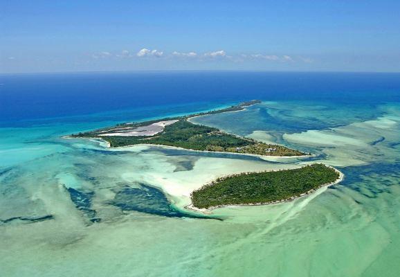Остров Берд-Кей, Багамы