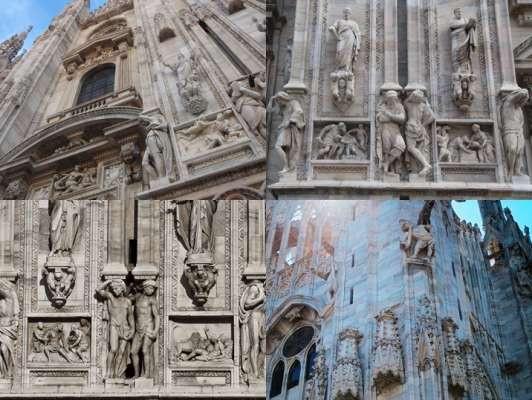 Особенности Миланского собора ( Duomo di Milano )