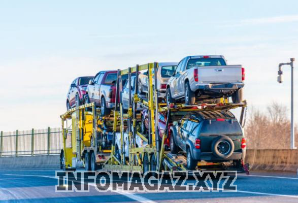 Покупка автомобиля из США через Информационный центр