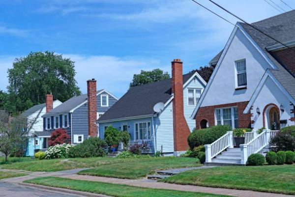 жилье в США